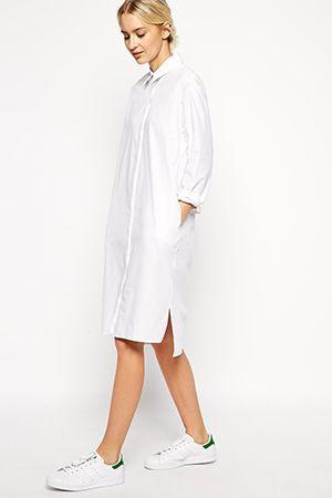 модне плаття сорочка