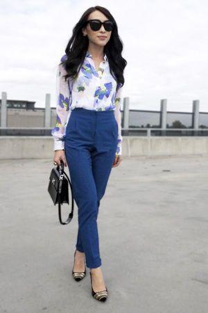 брюки з сорочкою