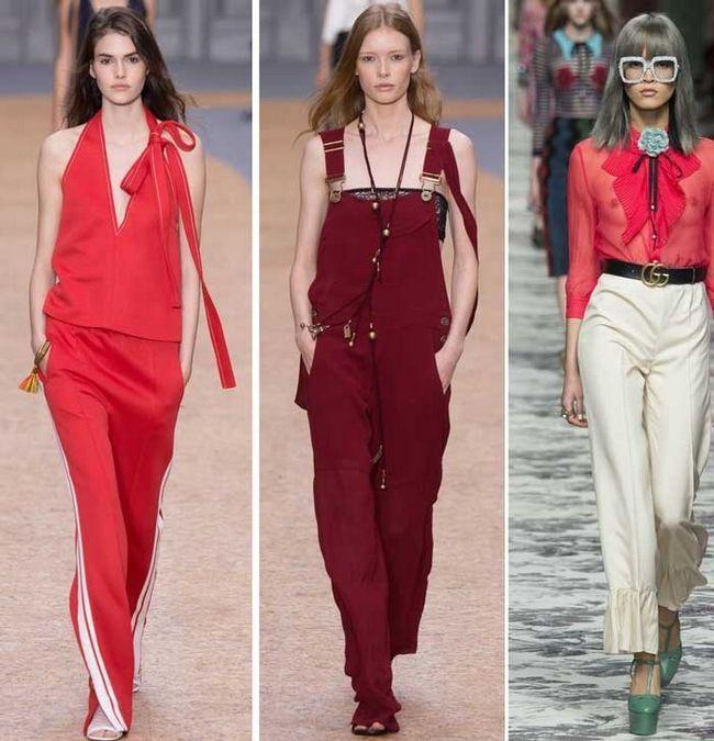 Наймодніші кольори одягу в 2016 р