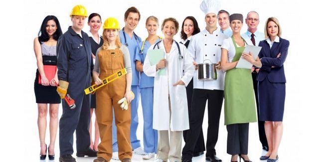 Найбільш затребувані професії в росії