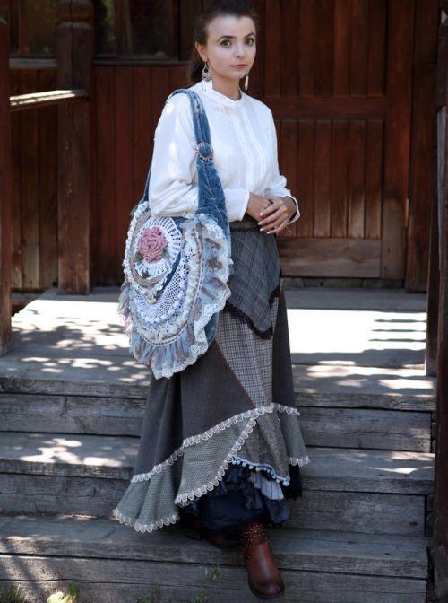Секрети стилю бохо в одязі - від нарядів і взуття до аксесуарів і зачіски