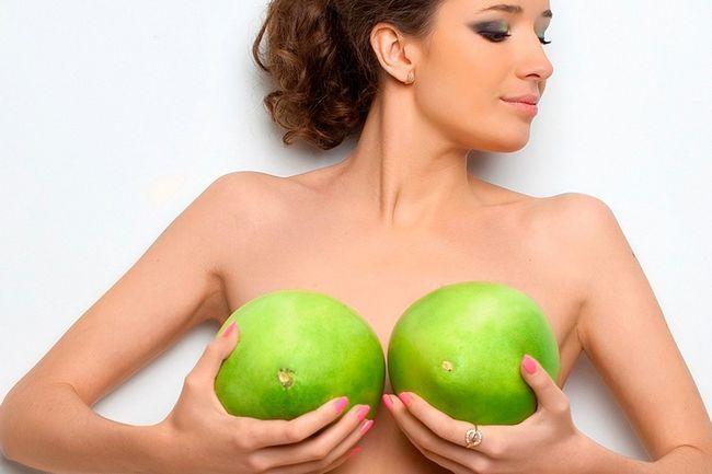 хельба для збільшення грудей