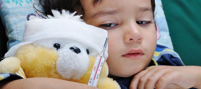 температура у дитини