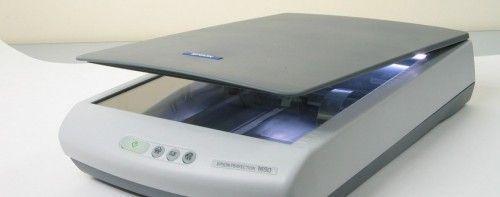 Скануємо документ на комп`ютер з принтера через стандартні засоби системи