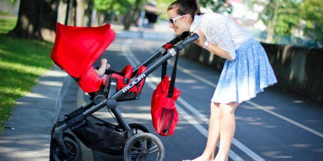 Скільки часу гуляти з дитиною