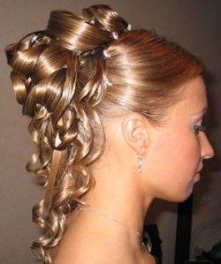 Сучасні зачіски на довге волосся