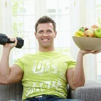 Спортивна дієта для чоловіків