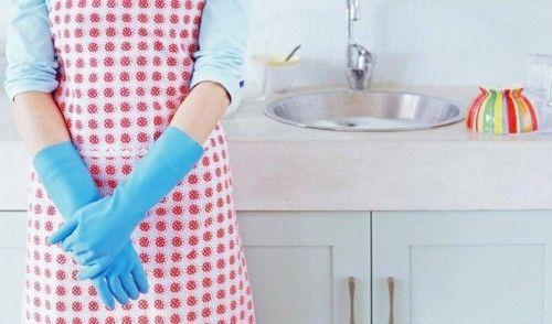 Способи очистити мікрохвильовку всередині підручними засобами