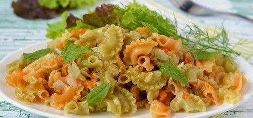 Способи приготувати макарони в мультиварці для дієтичного харчування