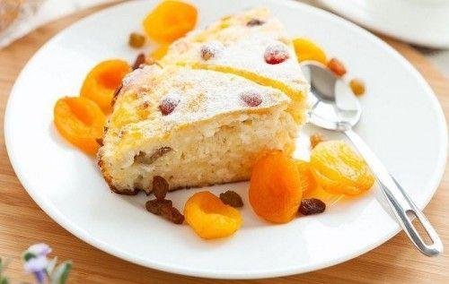 Способи зробити запіканку з сиру для дітей