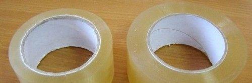 Способи видалити клей від скотчу підручними засобами