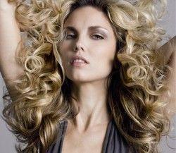 Засоби по догляду за кучерявим волоссям