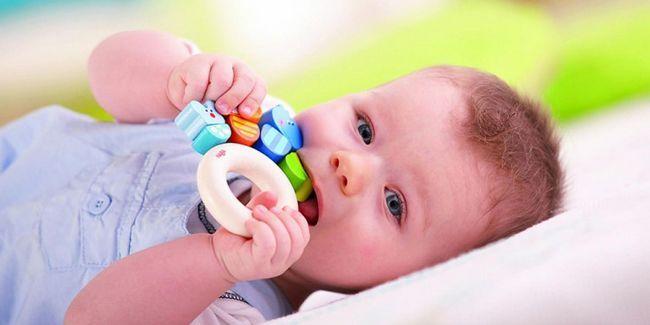 Терміни прорізування зубів у дітей