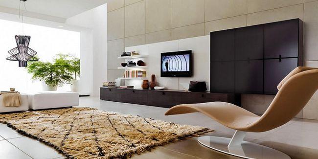 Стиль хай-тек в інтер`єрі житлового приміщення