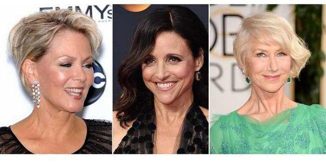 Свіжо і модно: 5 найкращих зачісок для зрілих дам