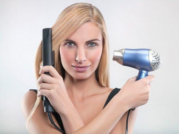 Термозахисні кошти для волосся
