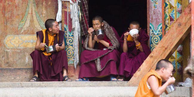 тибетська дієта