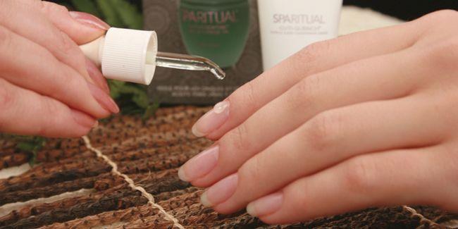 Топ-6 ефективних масел проти грибка нігтів