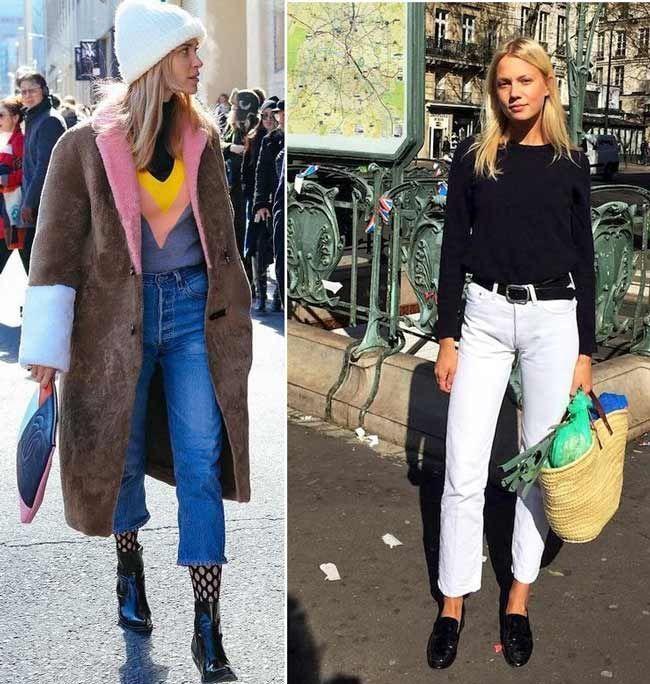 Три наймодніші моделі джинсів на літо / осінь 2016 р, які носять все модниці