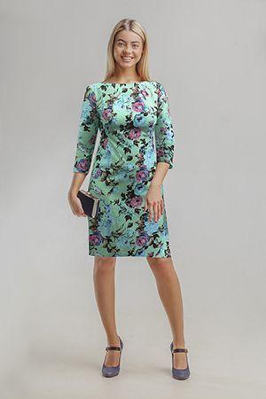 плаття з принтом