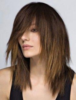 У вас середня довжина волосся? Дізнайтеся, як їх модно укласти!