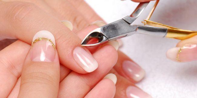 Догляд за нігтями: як правильно видаляти кутикулу