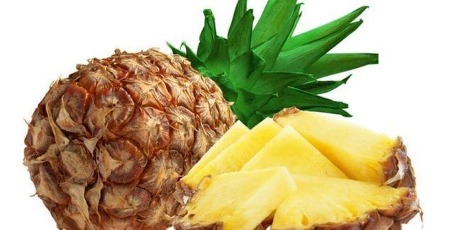 У чому користь ананаса