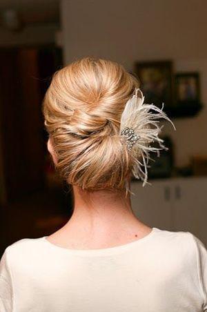 гарна зачіска вечірня