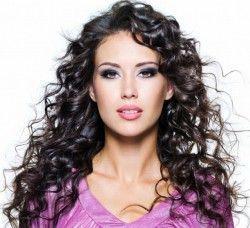Вертикальна завивка - це гарна зачіска без шкоди здоров`ю волосся!
