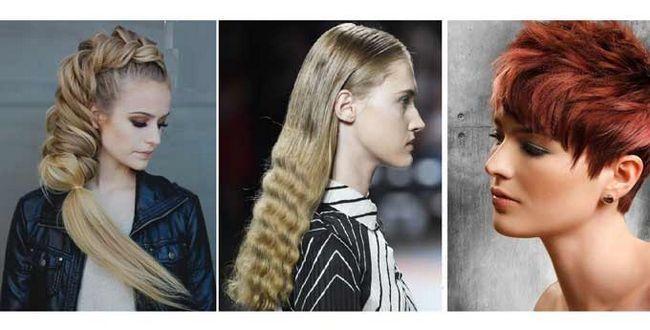 Весна / літо 2017 тенденції майбутнього сезону: стрижки та елементи зачіски
