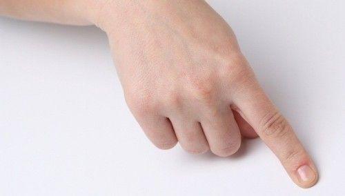 Можливі дії при прищеплення пальці - травми і лікування