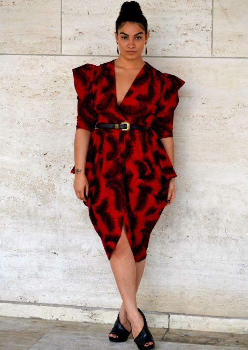 Завжди модне плаття-халат - куди і з чим одягти обновку