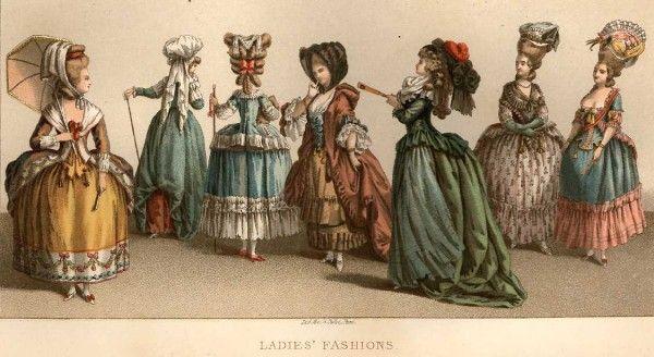 Навіщо носили перуки в 18 столітті