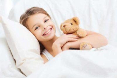 Гартують процедури для дітей після сну