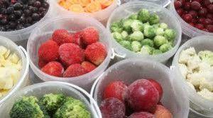 Замороження на зиму - запасаємося вітамінами на цілий рік