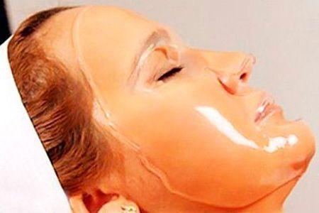 Маски для обличчя з желатином від зморшок